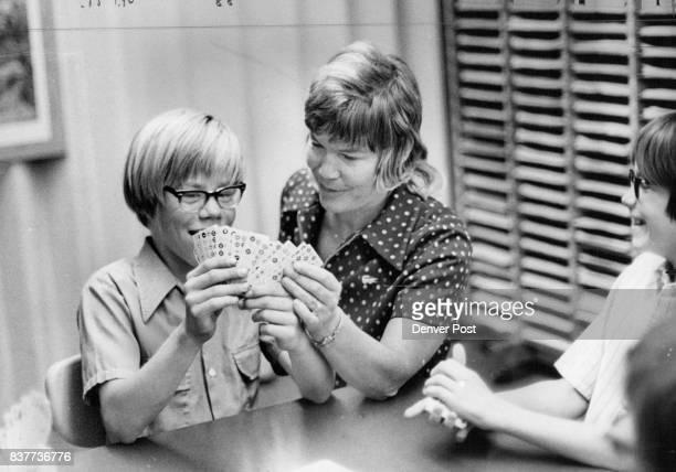 Jerry Blegen 12 years old Mrs Shirley Brumer Credit Denver Post