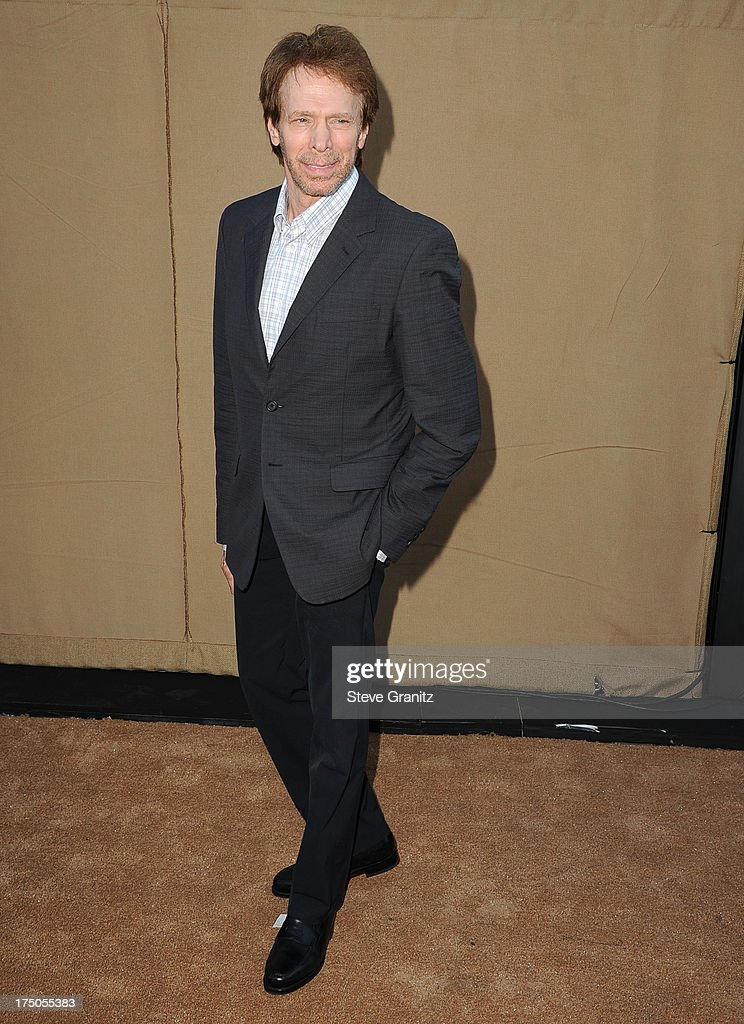 Jerry Bruckheimer arrives at the Television Critic Association's Summer Press Tour - CBS/CW/Showtime Party at 9900 Wilshire Blvd on July 29, 2013 in Beverly Hills, California.