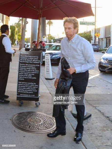 Jerry Bruckheimer is seen on June 15 2017 in Los Angeles California