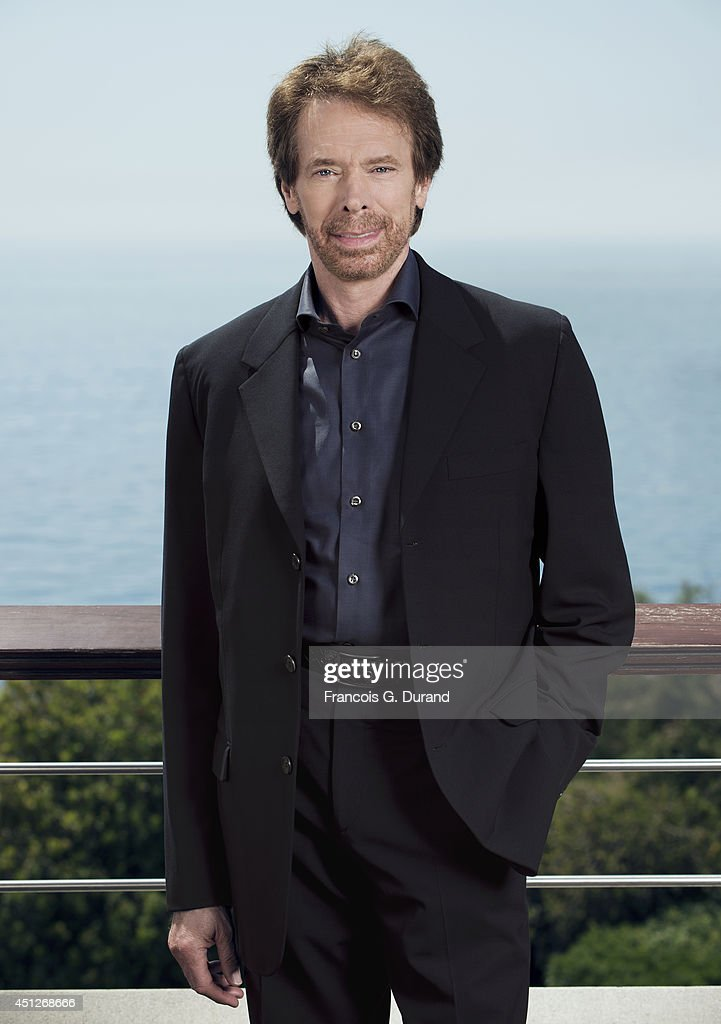 Jerry Bruckheimer poses for a portrait at the 54th Monte Carlo TV Festival on June 11 2014 in MonteCarlo Monaco