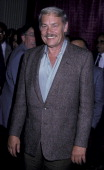 Jerry Buss attends Friar's Club Gala Honoring the Los Angeles Lakers on October 15 1985 at the Beverly Hilton Hotel in Beverly Hills California