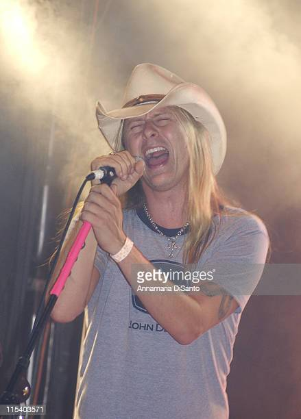 Jerry Cantrell of Alice in Chains during Camp Freddy in Concert at the Key Club in Los Angeles September 29 2005 at Key Club in Los Angeles...