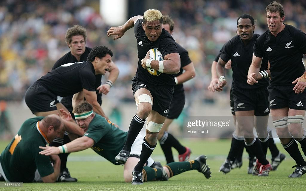 2006 Tri Nations - South Africa v New Zealand