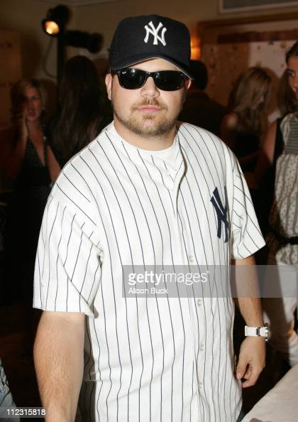 Jerry Ferrara at Ray Ban during Luxottica Luxury Eyewear Suite at the HBO Luxury Lounge Day 1 at The Peninsula Hotel in Beverly Hills California...