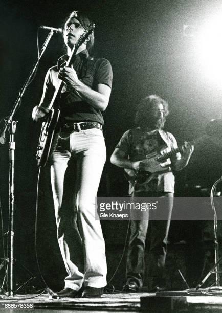 Jerry Garcia Bob Weir Grateful Dead De Doelen Rotterdam Holland