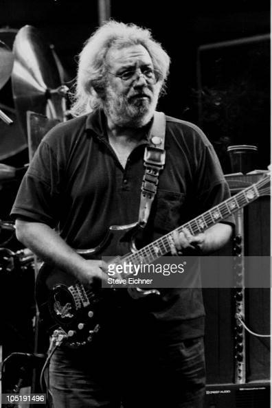 Jerry Garcia of Grateful Dead