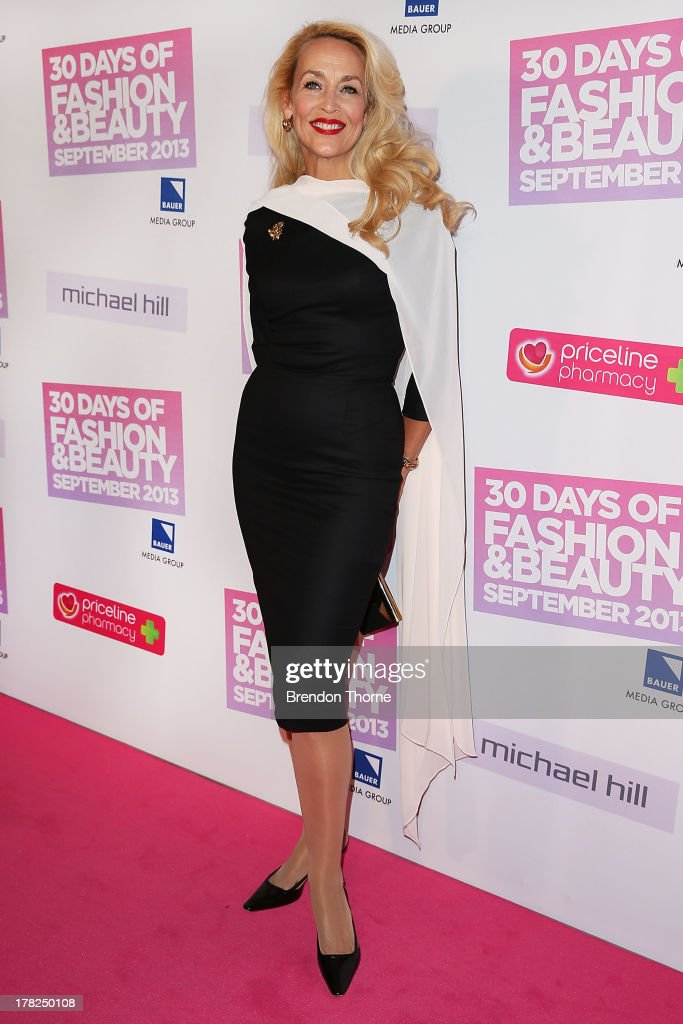 30 Days of Fashion & Beauty Launch Party - Arrivals