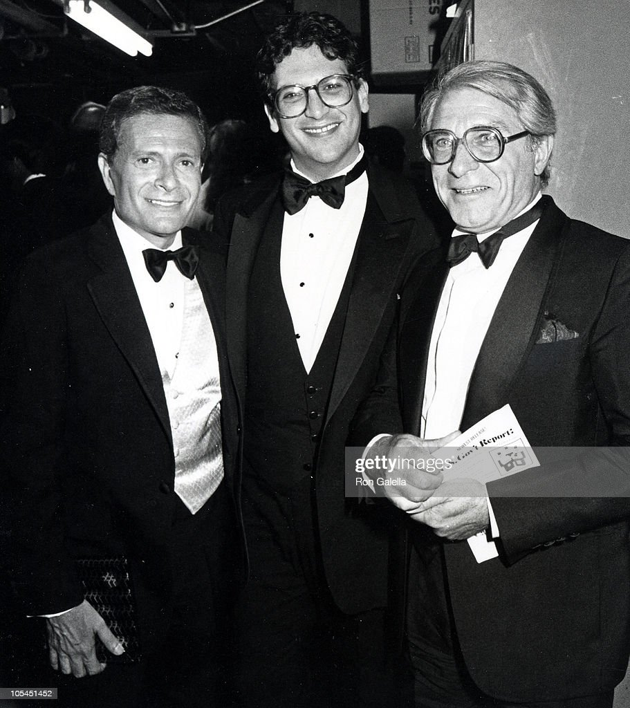 """""""La Cage Aux Folles"""" Broadway Opening Party - August 21, 1983"""