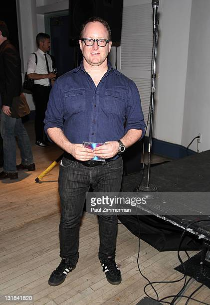 Jerry Kolber attends the 2011 ACT UP benefit at the LGBT Center on May 25 2011 in New York City