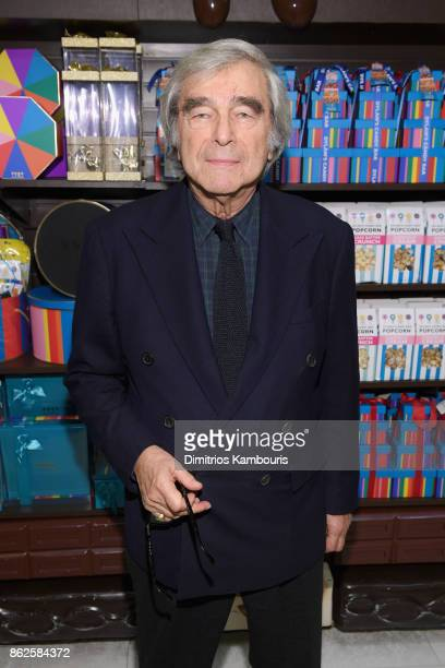 Jerry Lauren attends as Dylan Lauren celebrates the Sweet 16 of Dylan's Candy Bar on October 17 2017 in New York City