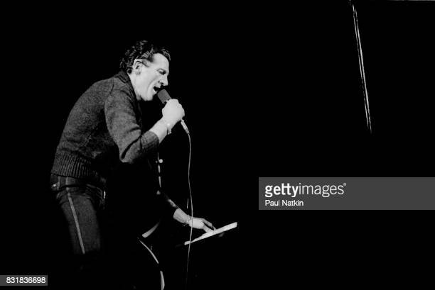 Jerry Lee Lewis at the Dane County Coliseum in Madison Wisconsin February 18 1982