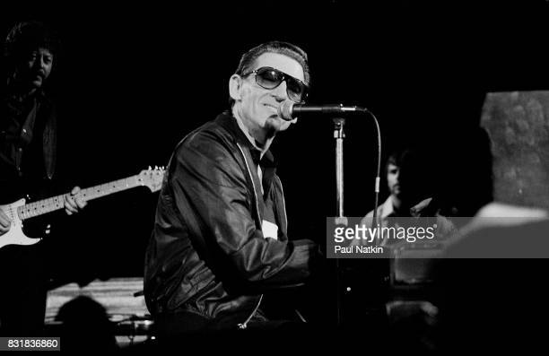 Jerry Lee Lewis performing at the Metro in Chicago Illinois May 8 1993