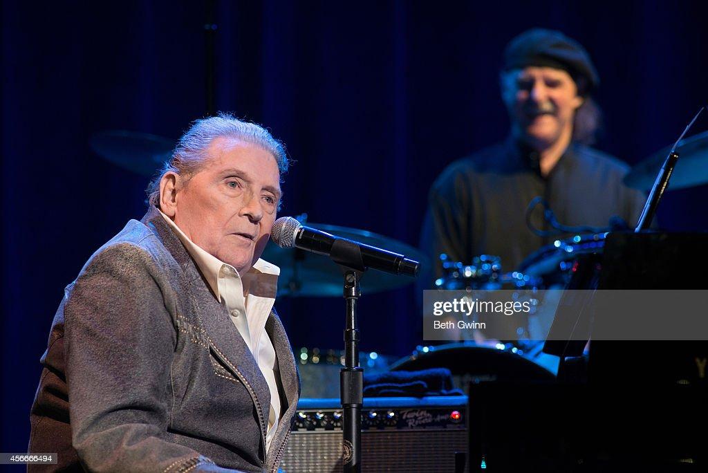 Jerry Lee Lewis In Concert - Nashville, TN