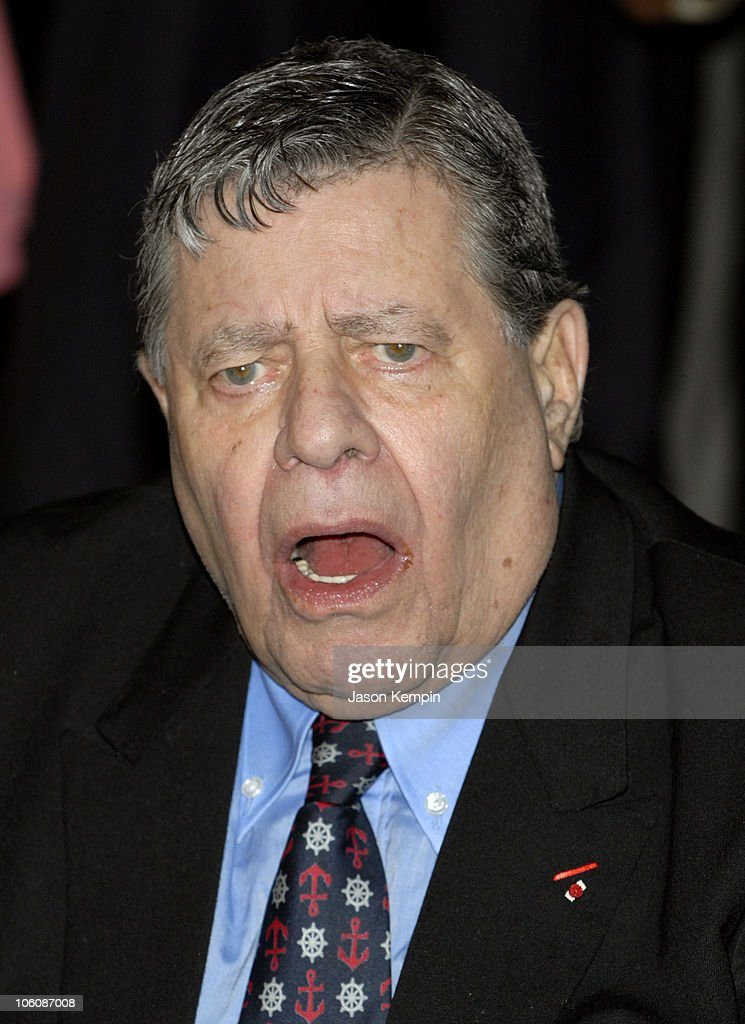 Jerry Lewis during Friars Club Roast of Jerry Lewis - June 9, 2006 at The Friars club in New York City, New York, United States.
