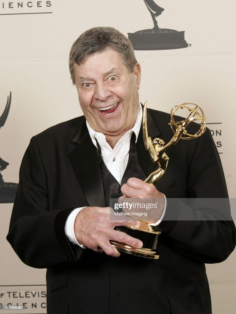 Jerry Lewis, recipient of the Governors Award *Exclusive*