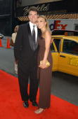 Jerry O'Connell and Giuliana DePandi during 2003 Gracie Allen Awards Gala American Women in Radio and Television at The New York Hilton Hotel in New...