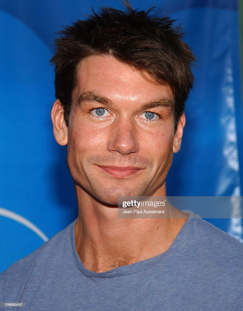 Jerry O'Connell during 2004 NBC All Star Party - Arrivals at Universal Studios in Universal City, California, United States.
