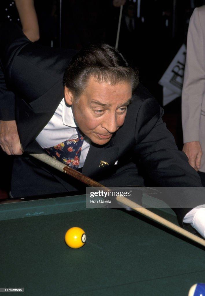 1st Annual Pro Celebrity Billiards Classic