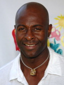 Jerry Rice during 'A Time For Heroes' Sponsored by Disney to Benefit the Elizabeth Glaser Pediatric AIDS Foundation Arrivals at Wadsworth Theater in...