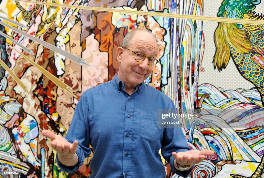 Vulture Festival LA Presented By AT&T -  Jerry Saltz's Mad Masterly Tour Of The Broad