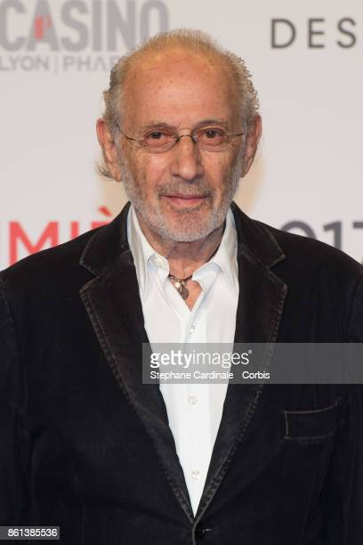 Jerry Schatzberg attends the Opening Ceremony of the 9th Film Festival Lumiere on October 14 2017 in Lyon France