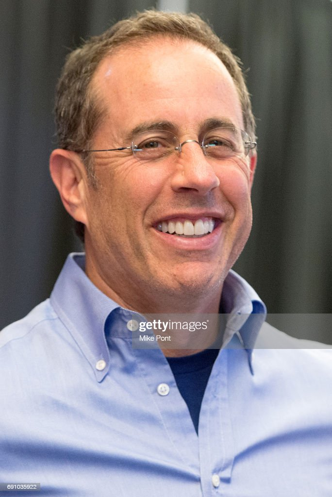 Jerry Seinfeld attends the 2017 Good+ Foundation NY Bash at Victorian Gardens at Wollman Rink Central Park on May 31, 2017 in New York City.