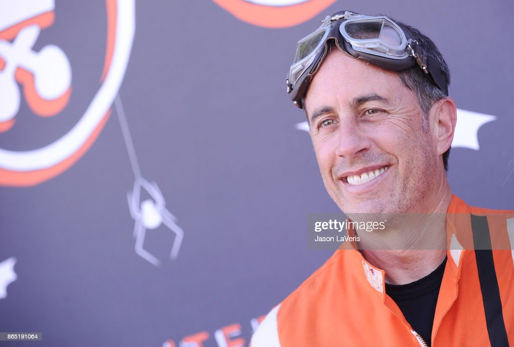 Jerry Seinfeld attends the GOOD+ Foundation's 2nd annual Halloween Bash at Culver Studios on October 22, 2017 in Culver City, California.