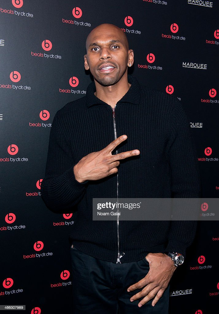 <a gi-track='captionPersonalityLinkClicked' href=/galleries/search?phrase=Jerry+Stackhouse&family=editorial&specificpeople=201683 ng-click='$event.stopPropagation()'>Jerry Stackhouse</a> attends Beats By Dr. Dre special event At Marquee New York on January 31, 2014 in New York City.