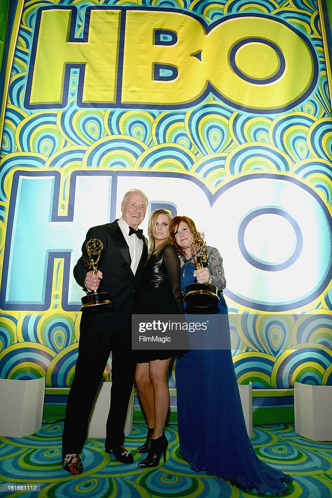<a gi-track='captionPersonalityLinkClicked' href=/galleries/search?phrase=Jerry+Weintraub&family=editorial&specificpeople=212833 ng-click='$event.stopPropagation()'>Jerry Weintraub</a>, Jody Weintraub and Susan Ekins attend HBO's official Emmy after party at The Plaza at the Pacific Design Center on September 22, 2013 in Los Angeles, California.