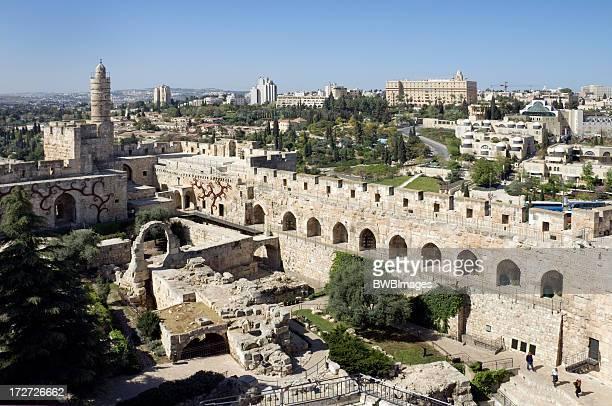 Jerusalem Blick auf die Stadt