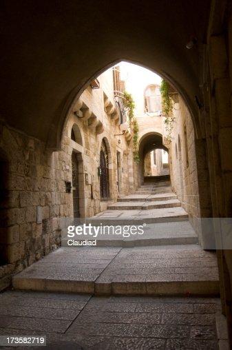 Jerusalem downtown