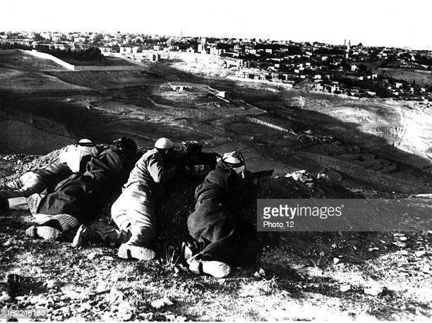 In What Ways Did Developments in Palestine Increase Hostility Between Jews and Arabs, 1916 – 1947?