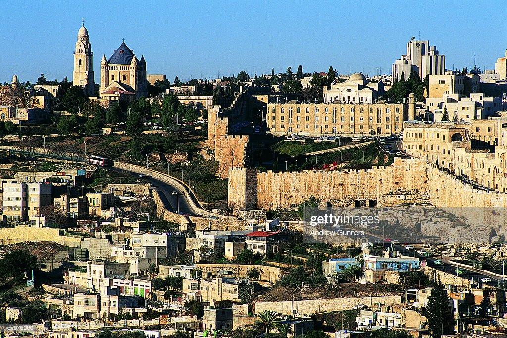 Jerusalem, Israel : Stock Photo