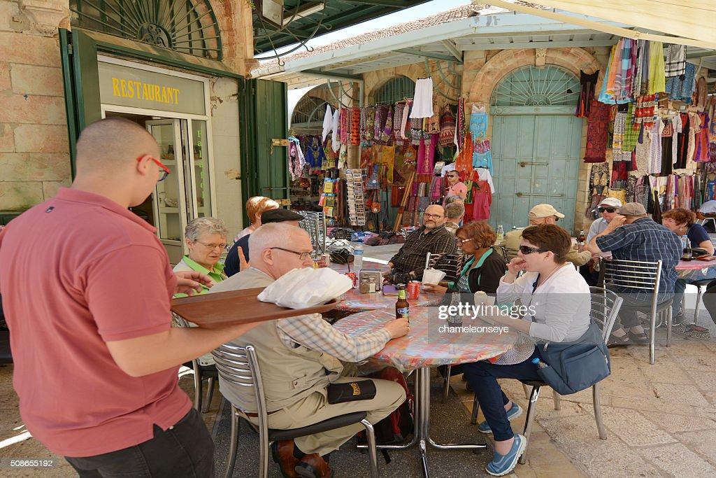 Jerusalem old city - Israel : Stock Photo