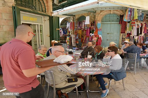Jerusalem old city - Israel : Stock Photo