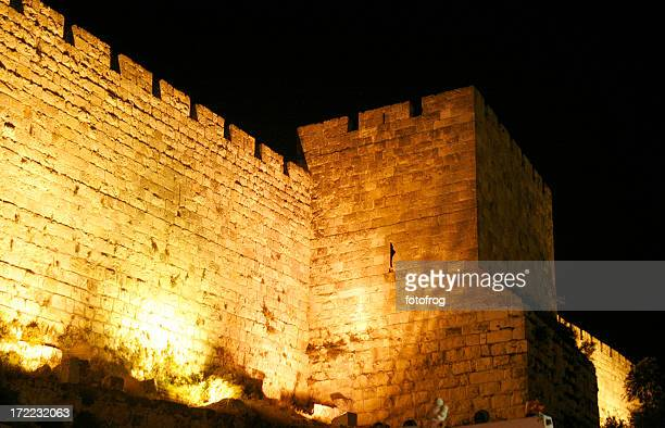 Jerusalem's Old City wall