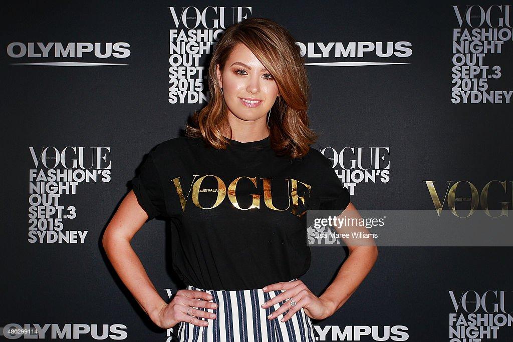 Vogue Fashion's Night Out - Sydney