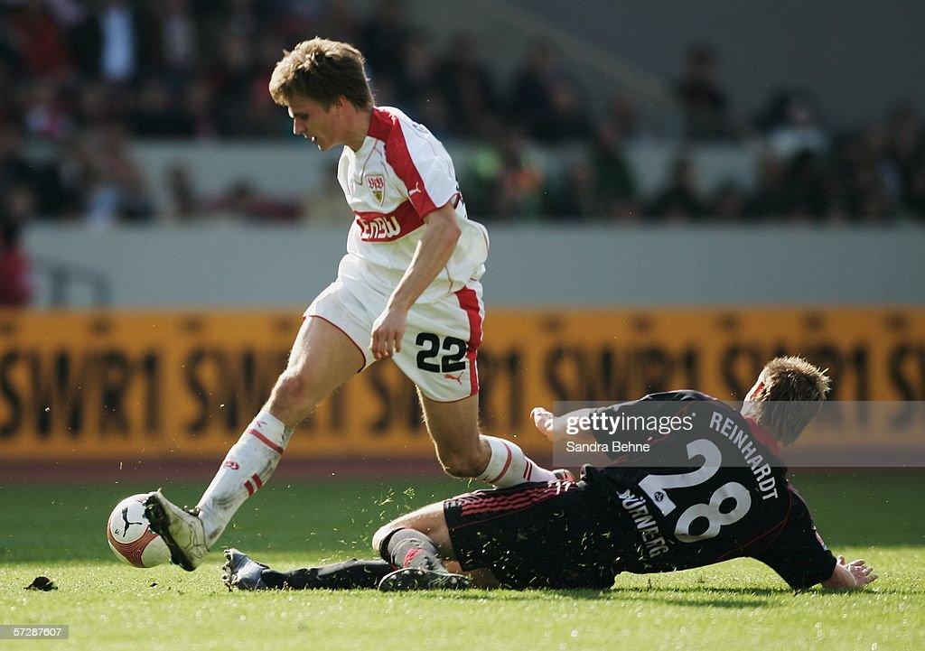 Bundesliga VfB Stuttgart v 1. FC Nuremberg