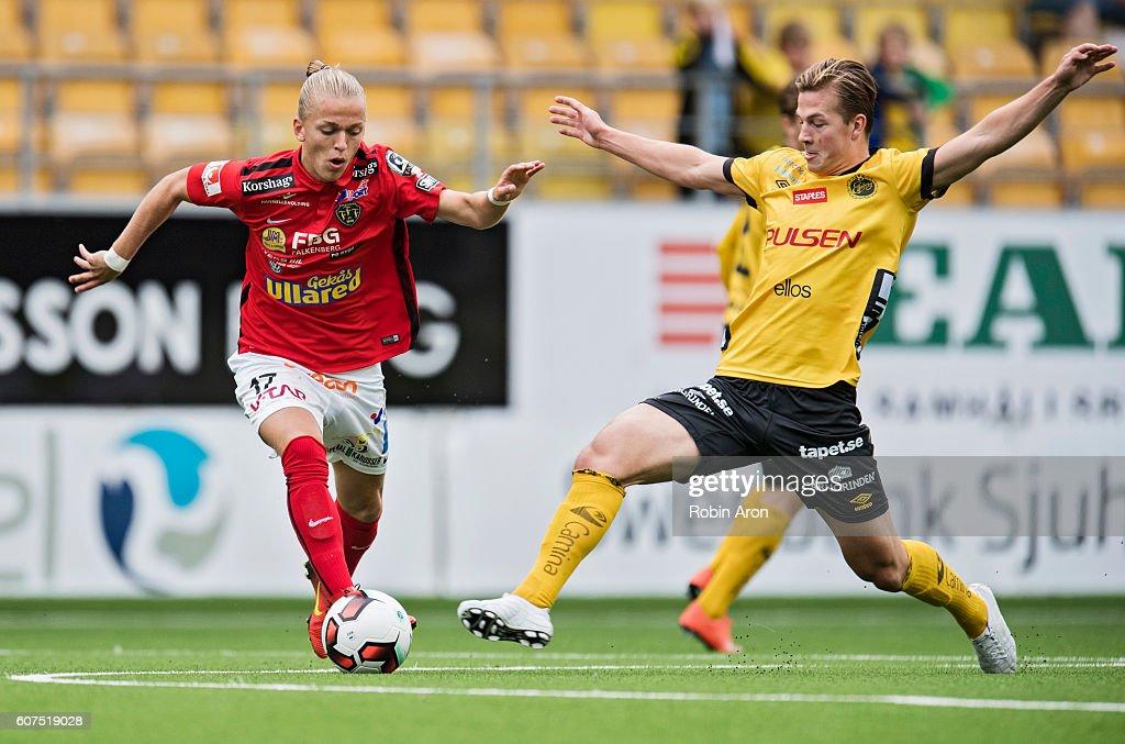 IF Elfsborg v Falkenbergs FF - Allsvenskan : News Photo