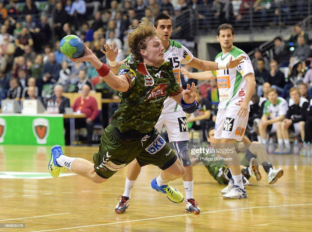 Fuechse Berlin v Frisch Auf Goeppingen - DKB Handball-Bundesliga