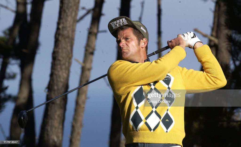 2002 AT&T Pebble Beach National Pro-Am, Round 2