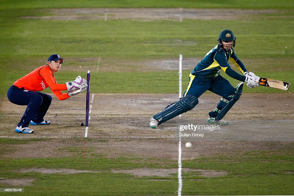 England Women v Australia Women: Women's Ashes Series - 2nd NatWest T20