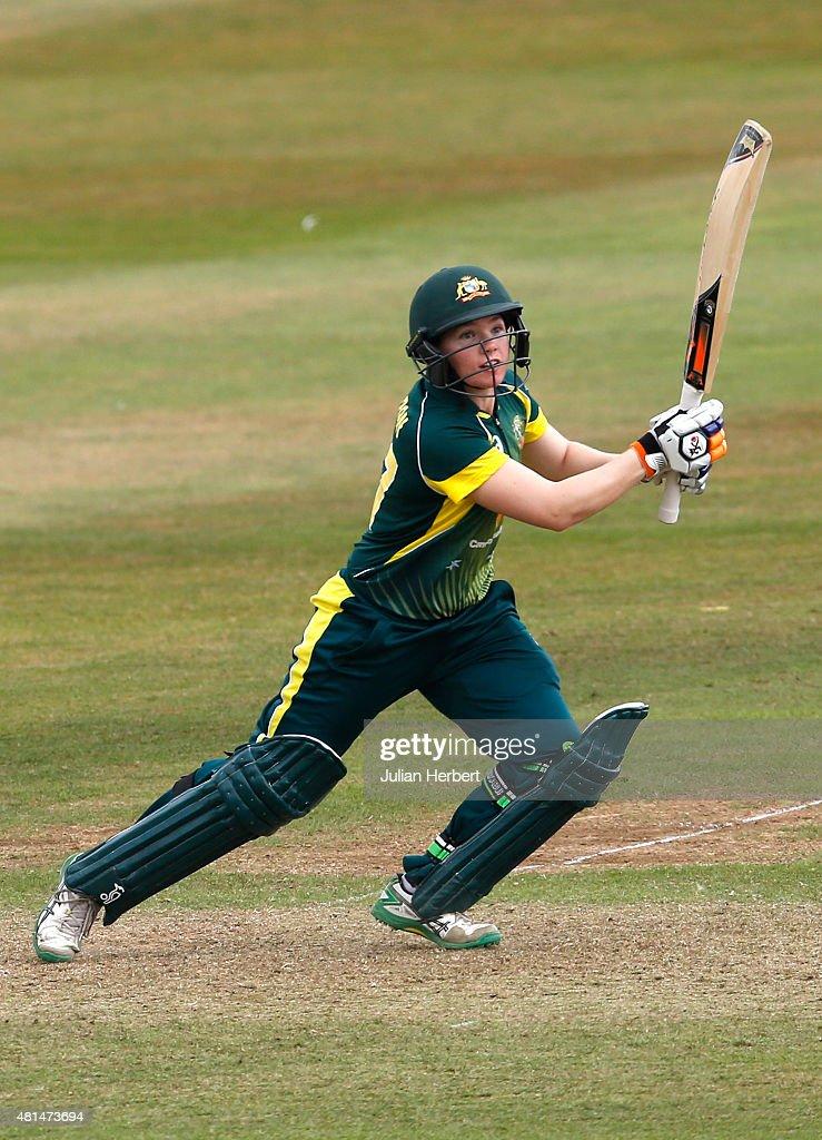 England Women v Australia Women: Women's Ashes Series - 1st Royal London ODI