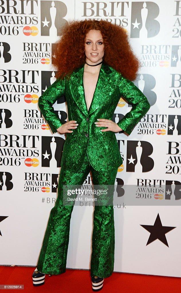 Brit Awards 2016 - VIP Arrivals