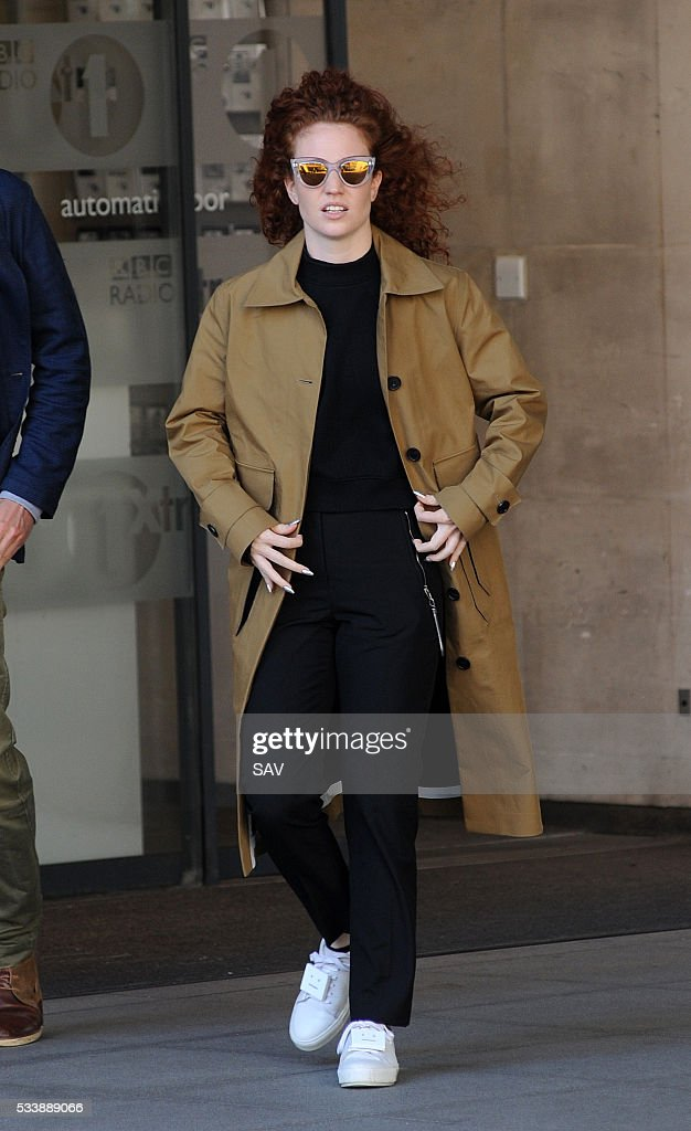 <a gi-track='captionPersonalityLinkClicked' href=/galleries/search?phrase=Jess+Glynne&family=editorial&specificpeople=12882231 ng-click='$event.stopPropagation()'>Jess Glynne</a> at BBC Radio 1 on May 24, 2016 in London, England.