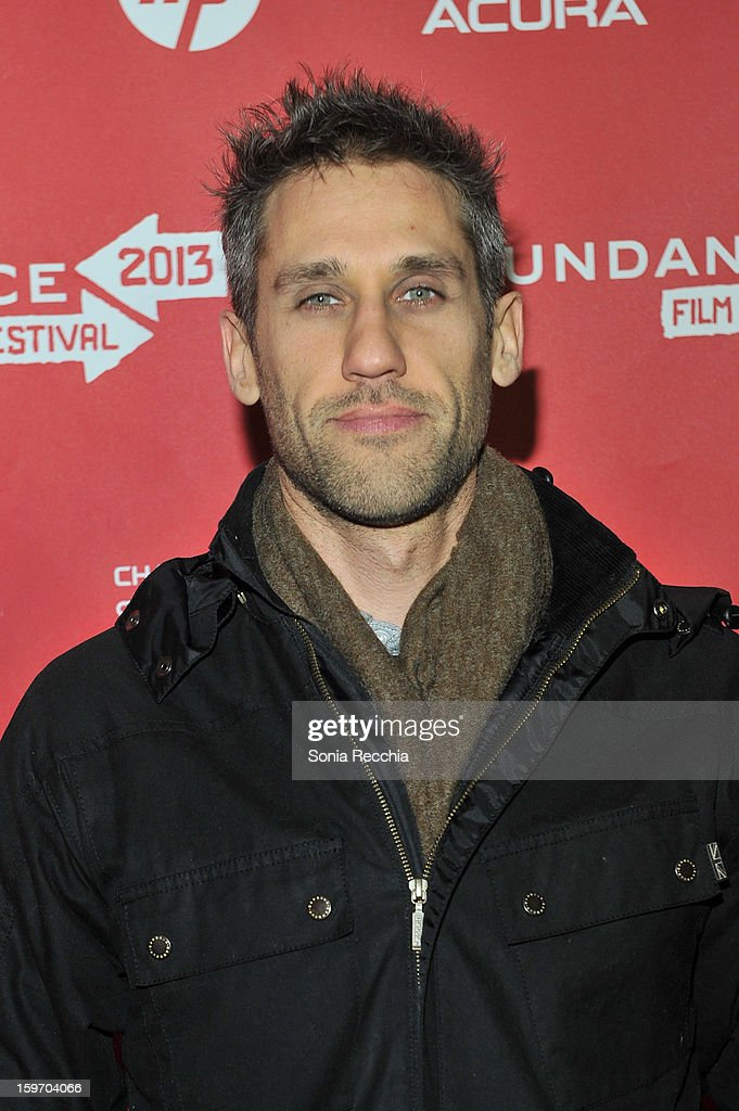 Jess Hall attends 'The Spectacular Now' premiere at Library Center Theater during the 2013 Sundance Film Festival on January 18, 2013 in Park City, Utah.