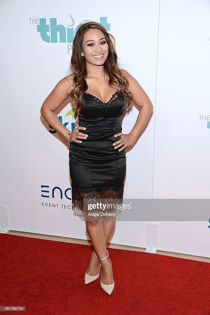 Jess Lizama attends the 5th Annual Thirst Gala hosted by Jennifer Garner in partnership with Skyo and Relativity's 'Earth To Echo' at The Beverly Hilton Hotel on June 24, 2014 in Beverly Hills, California.
