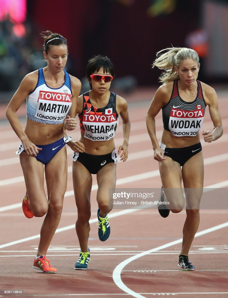 16th IAAF World Athletics Championships London 2017 - Day Two