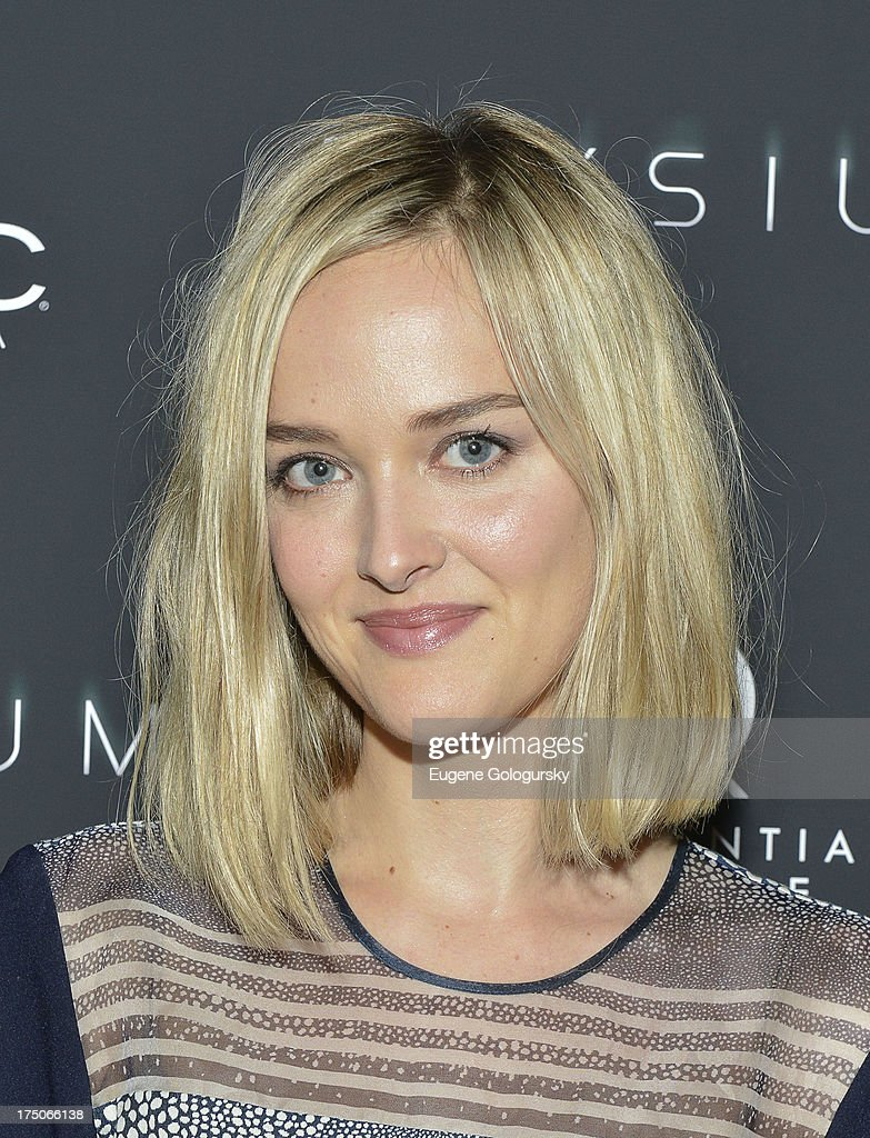 <a gi-track='captionPersonalityLinkClicked' href=/galleries/search?phrase=Jess+Weixler&family=editorial&specificpeople=4117574 ng-click='$event.stopPropagation()'>Jess Weixler</a> attends 'Elysium' New York Screening at Landmark's Sunshine Cinema on July 30, 2013 in New York City.