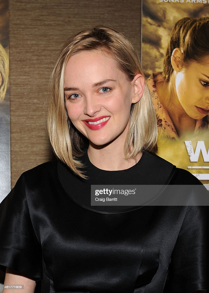 <a gi-track='captionPersonalityLinkClicked' href=/galleries/search?phrase=Jess+Weixler&family=editorial&specificpeople=4117574 ng-click='$event.stopPropagation()'>Jess Weixler</a> attends the 'Walking With The Enemy' screening at Dolby 88 Theater on March 31, 2014 in New York City.